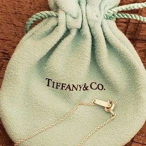 Tiffany & Co. Sterling Silver 18 in. Necklace